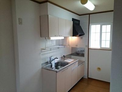 【キッチン】リバーサイドガーデン Ⅰ