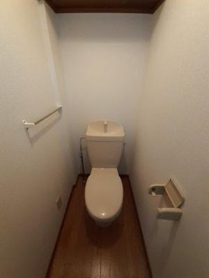 【トイレ】ヴィラグランブルー B