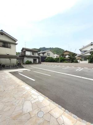 【駐車場】リヴァーサイドMⅢ