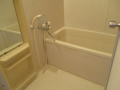 【浴室】ガーデンハウス山鼻西