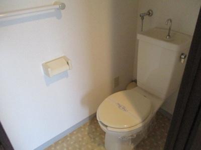 【トイレ】ガーデンハウス山鼻西