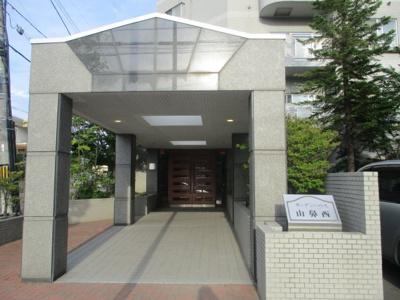 【外観】ガーデンハウス山鼻西