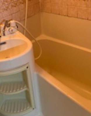 【浴室】ハイシティ三軒茶屋第1 敷金0礼金0 TVモニター付インターフォン