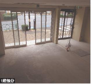【内装】中央区銀座 1-2階メゾネット 区分店舗事務所
