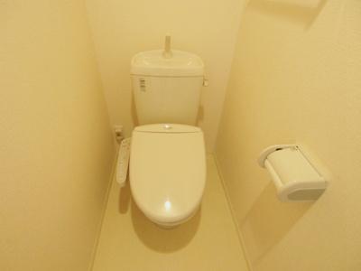 【トイレ】エンブレム伴 B棟