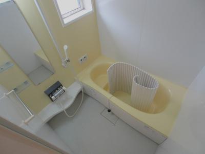 【浴室】エンブレム伴 B棟