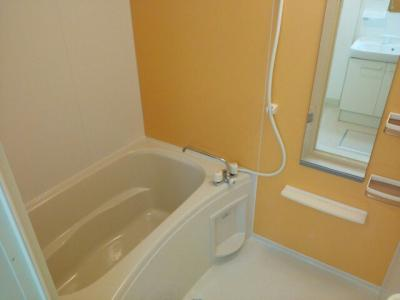 【浴室】フィールド・サンⅡB