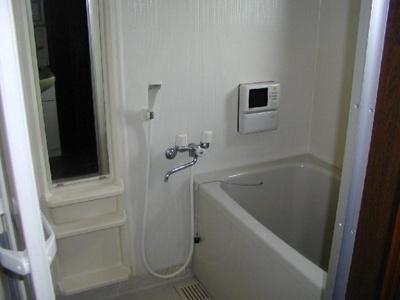 【浴室】ウエストキャッスル館
