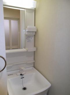 601号室の写真です・ボーテ菊名・独立洗面台