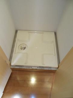 601号室の写真です・ボーテ菊名・室内洗濯機置き場