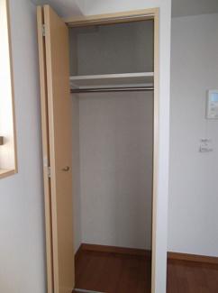 601号室の写真です・ボーテ菊名・収納