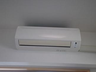 601号室の写真です・ボーテ菊名・冷暖房完備