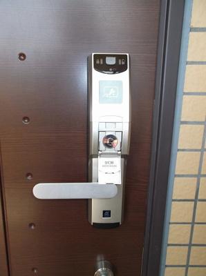 601号室の写真です・ボーテ菊名・玄関ドアー