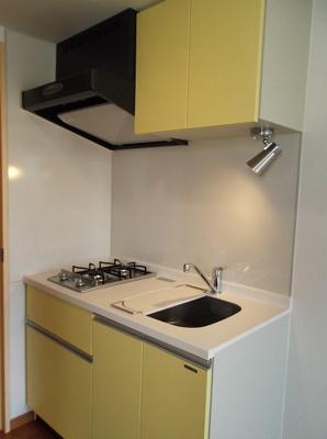 601号室の写真です・ボーテ菊名・キッチン