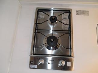 601号室の写真です・ボーテ菊名・2口ガスシステムキッチン