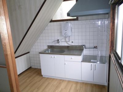 【キッチン】上本アパート