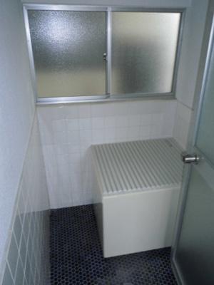 【浴室】上本アパート