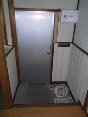 【玄関】上本アパート