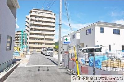 【外観】垂水区青山台5丁目 新築戸建 4号棟