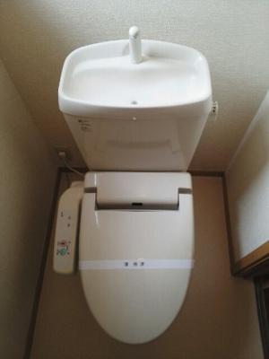 【トイレ】フエンテ・ローサ