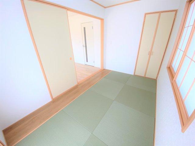 【和室】【新築】古川小泉 2号棟 全4棟 10月完成