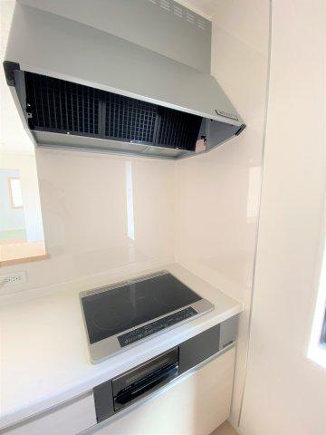 【キッチン】【新築】古川小泉 1号棟 全4棟 10月完成