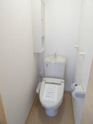 【トイレ】フラワーノートA