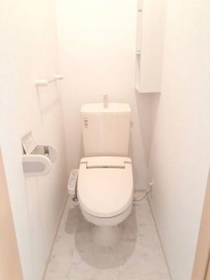 【トイレ】ローズエスポワール