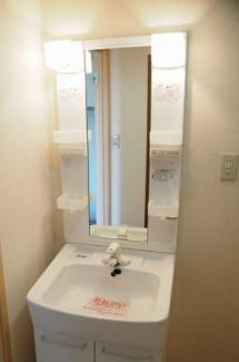 【独立洗面台】サンスクエア21・B