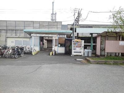 JR西牟田駅まで2700m
