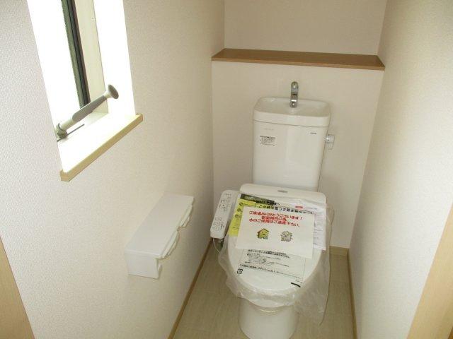 【トイレ】笠間市平町新築戸建 3期