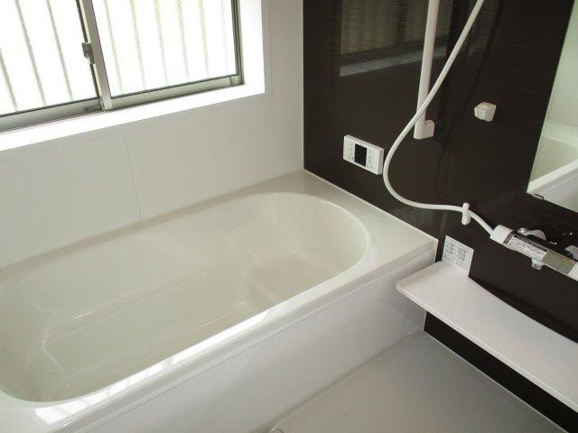 【浴室】笠間市平町新築戸建 3期