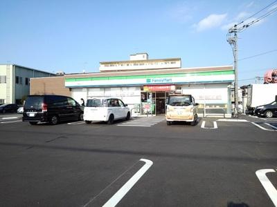 ファミリーマート久留米山川店まで400m