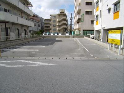 【駐車場】国際高校前駐車場