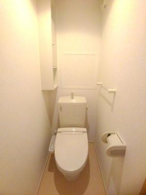 【トイレ】アンシャンテ和田浜B