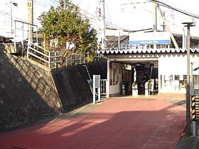 西鉄天神大牟田線 宮の陣駅まで560m