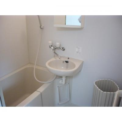 【浴室】シルバーハウス