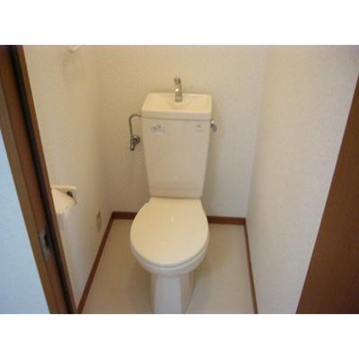 【トイレ】シルバーハウス