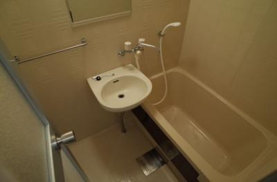 【浴室】ドウェル本山