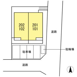 【区画図】エクセルⅡ