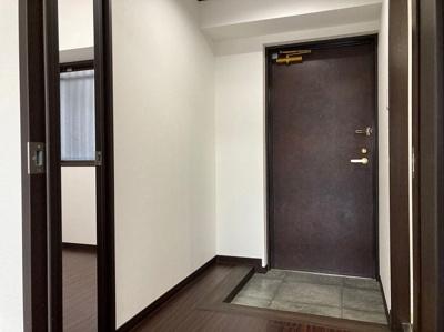 【玄関】ライオンズマンションサンフラワー