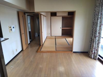 【居間・リビング】ライオンズマンション久留米中央
