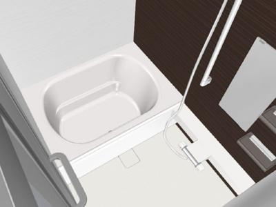 【浴室】ライオンズマンション久留米中央