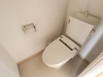 【トイレ】シーサイド・ヴィラ