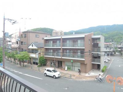 【展望】上牧富田ハイツ