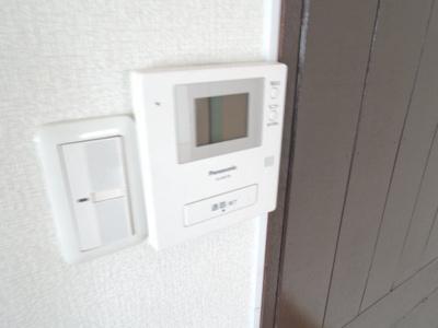 【セキュリティ】上牧富田ハイツ