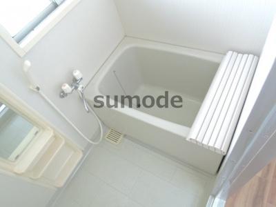 【浴室】上牧富田ハイツ
