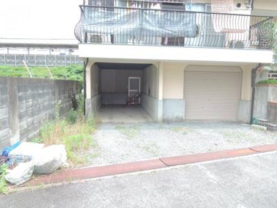 【駐車場】上牧富田ハイツ