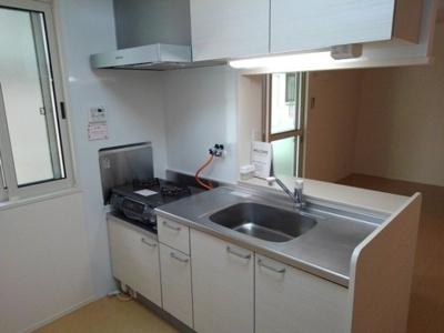 【キッチン】D-room フィット