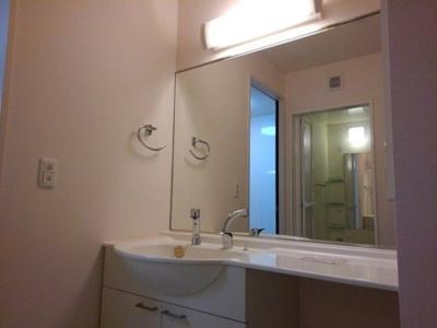 【洗面所】D-room フィット